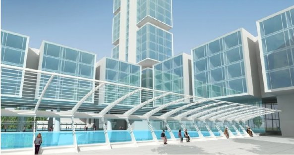 Campus Randwyck Calatrava 01